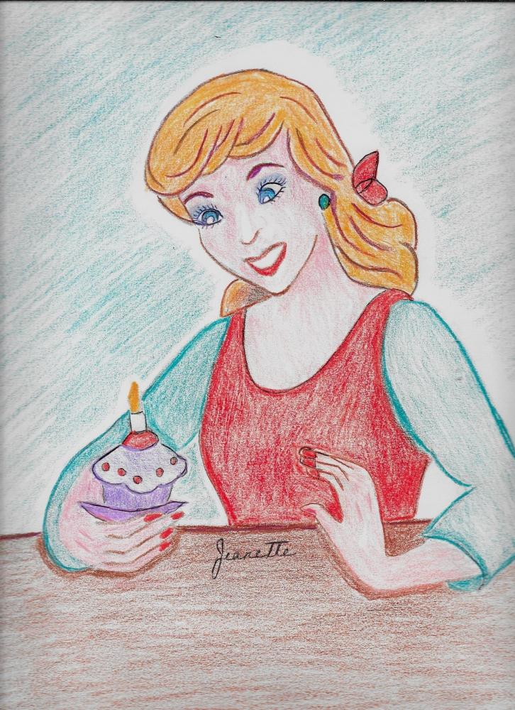 Cinderella por Jeanette